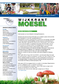 Wijkkrant oktober 2015 nr 3